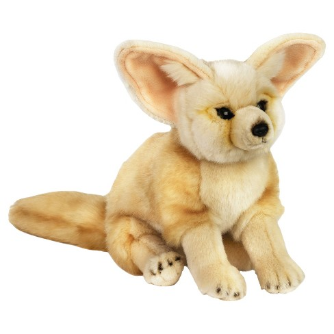Lelly National Geographic Plush Fennec Fox Target
