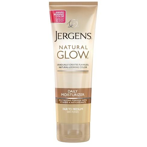 Jergens Natural Glow Daily Moisturizer - Fair/Medium - 7.5 oz - image 1 of 4