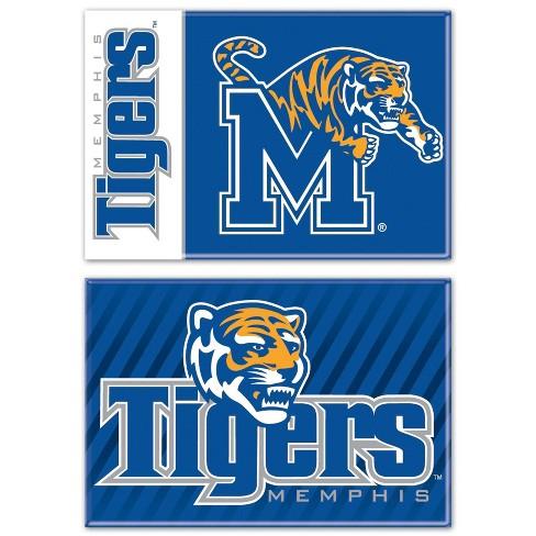 Ncaa Memphis Tigers 2pk Fridge Magnet Target