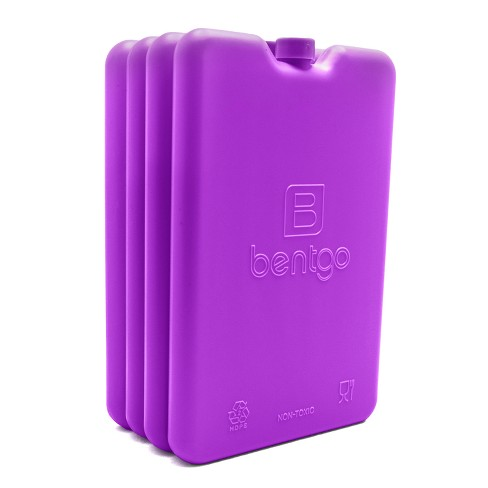 Bentgo Ice Lunch Chillers 4pk - Purple - image 1 of 3