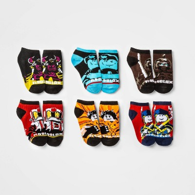 Kids' Roblox 6pk Socks