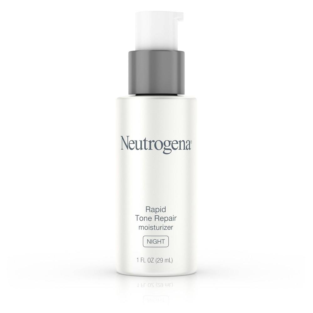 Neutrogena Rapid Tone Retinol Hyaluronic Acid Night Cream - 1 fl oz