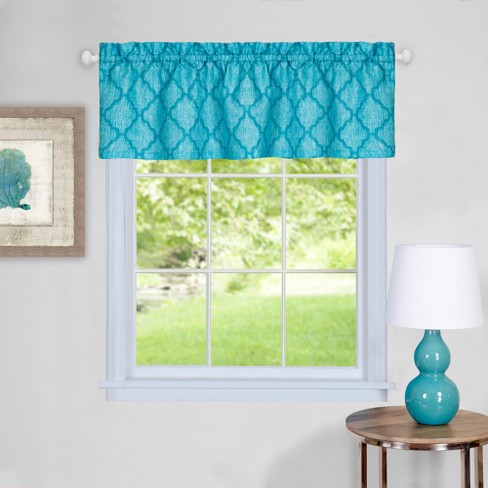 Achim - Colby Window Curtain Valance - image 1 of 2