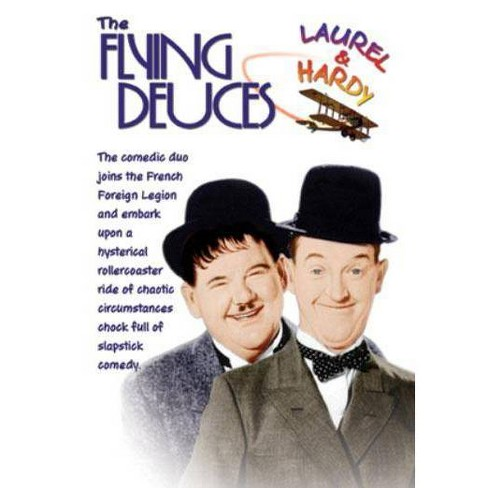 The Flying Deuces (DVD) - image 1 of 1