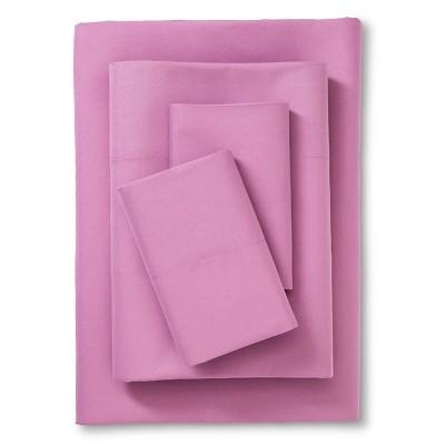 Room Essentials™ Microfiber Sheet Set - Purple Moon (Queen)