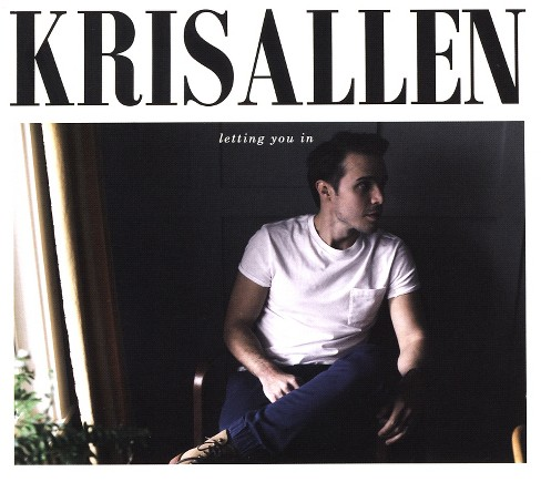 Kris allen - Letting you in (CD) - image 1 of 1