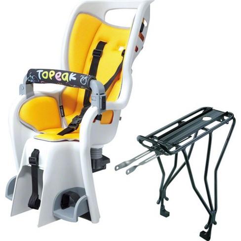 Topeak BabySeat II with Disc Compatible Rack Yellow - image 1 of 1