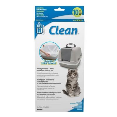 Catit Litter Box Liner for Cats - 10pk