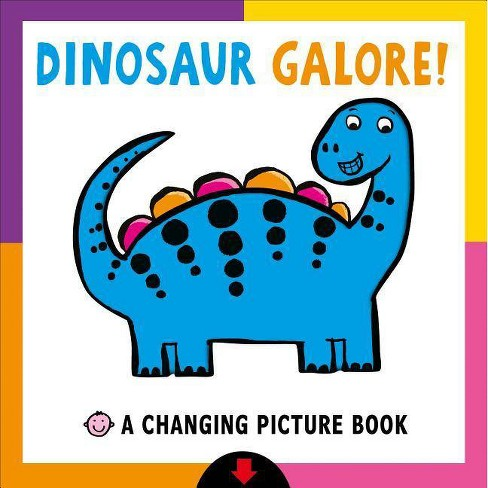 Dinosaur Galore by Roger Priddy (Board Book) - image 1 of 1