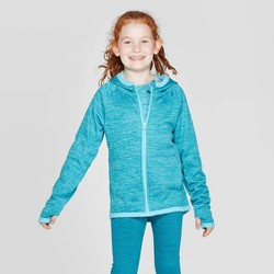Girls' Cozy Fleece Full Zip Hoodie - C9 Champion®