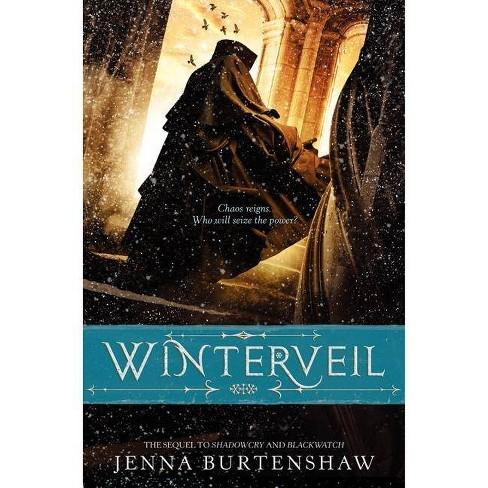 Winterveil - (Secrets of Wintercraft (Hardcover)) by  Jenna Burtenshaw (Hardcover) - image 1 of 1