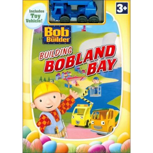 Bob The Builder: Building Bobland Bay (DVD) - image 1 of 1