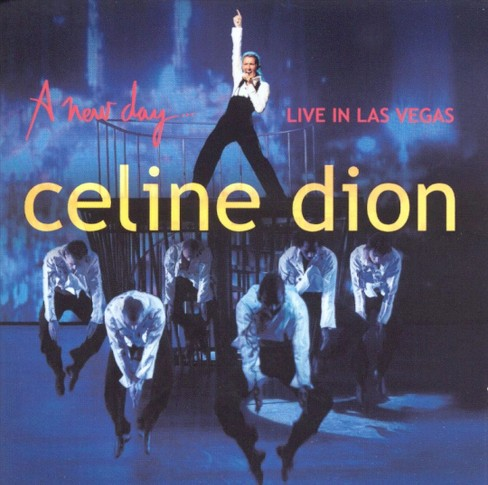Celine dion - New day live in las vegas (CD) - image 1 of 1