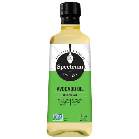 Spectrum Culinary Cold Pressed Avocado Oil - 8oz - image 1 of 4