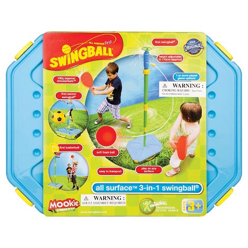 Swingball  Multiple Lawn Game Set - image 1 of 4