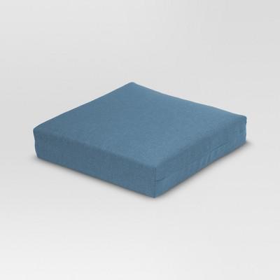 Deep Seat Cushion - Medium Blue - Threshold™