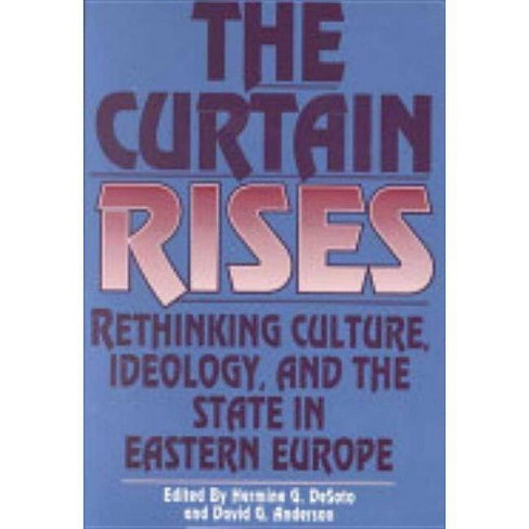 The Curtain Rises - (Paperback) - image 1 of 1