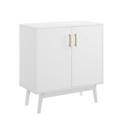 "30"" Mid-Century Modern Accent Cabinet - Saracina Home"
