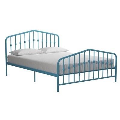 Bushwick Angled Metal Bed - Novogratz