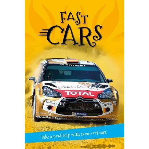 It's All About... Fast Cars - (Paperback) - image 1 of 1