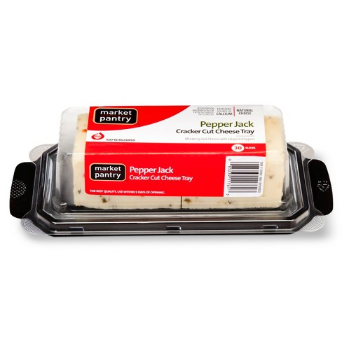 Pepper Jack Cheese - 10oz - Market Pantry™ - image 1 of 1