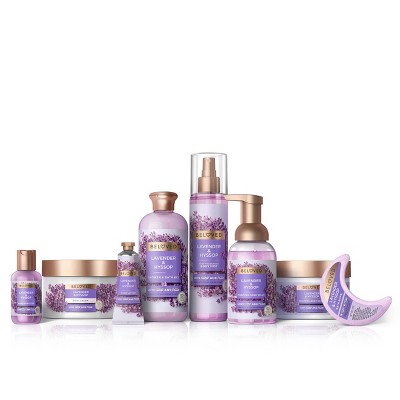 Beloved Lavender & Hyssop Bath and Body Collection