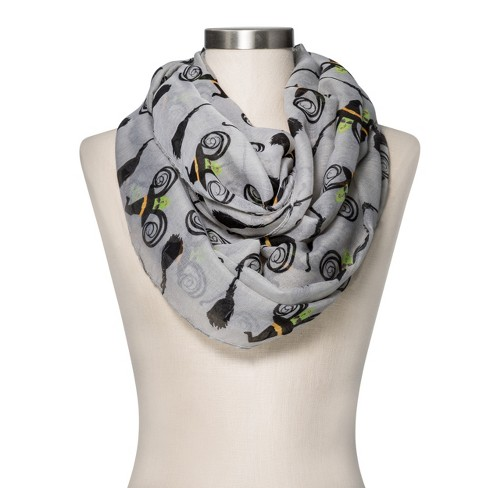 Women's Witches Broom Infinity Scarf - Manhattan Scarf Co. - image 1 of 2