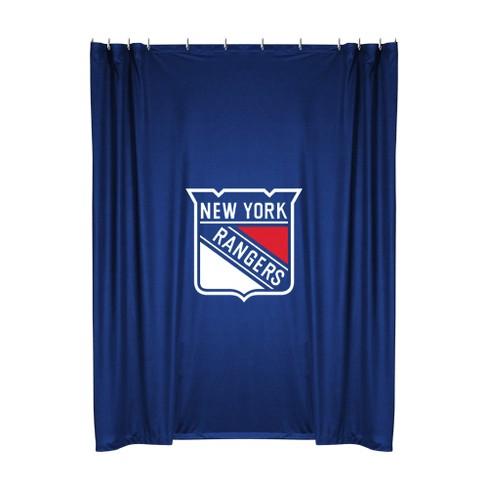 NHL Team Shower Curtain