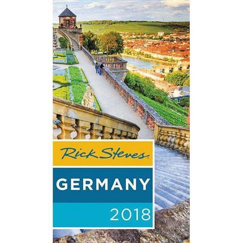 Rick Steves 2018 Germany -  (Rick Steves' Germany) (Paperback) - image 1 of 1