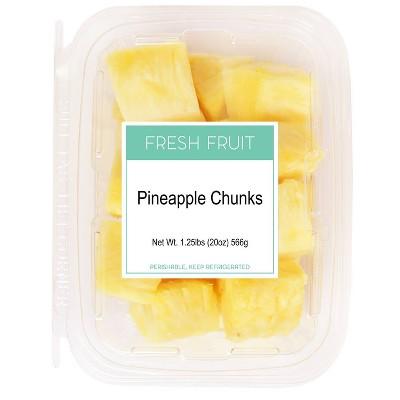 Fresh Garden Highway Pineapple Chunks - 20oz