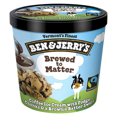 Ben & Jerry's Brewed to Matter Ice Cream - 4oz - image 1 of 1