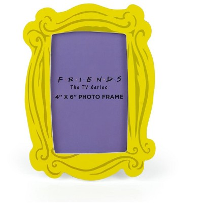 Silver Buffalo Friends Picture Frame | Friends TV Show Merchandise Photo Frame | 4 x 6 Inches