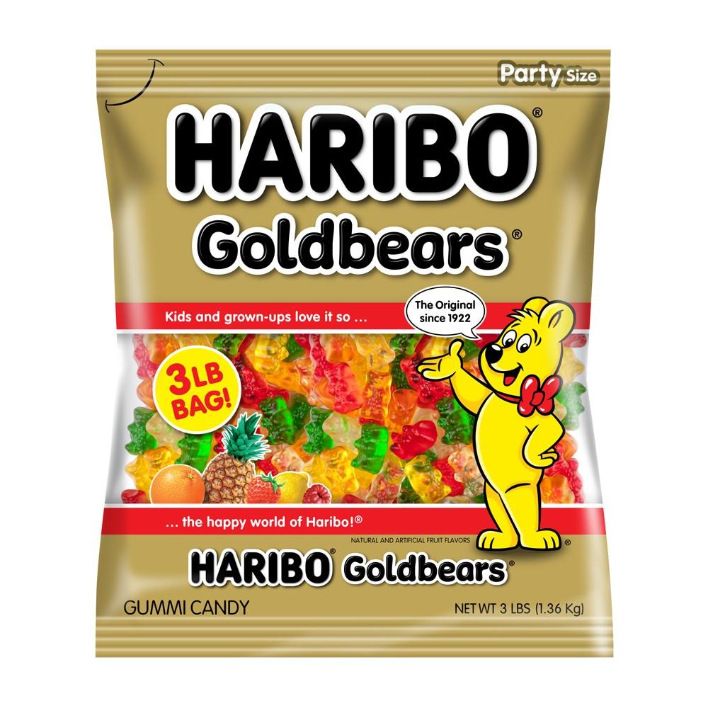 Haribo Gold Bears Gummi Bears 3lbs