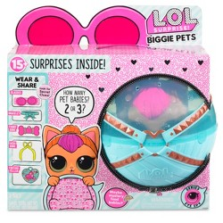 L.O.L. Surprise! Biggie Pet- Neon Kitty