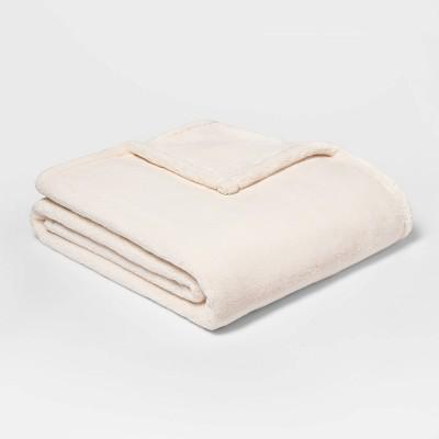 Primalush Throw Blanket Cream - Threshold™