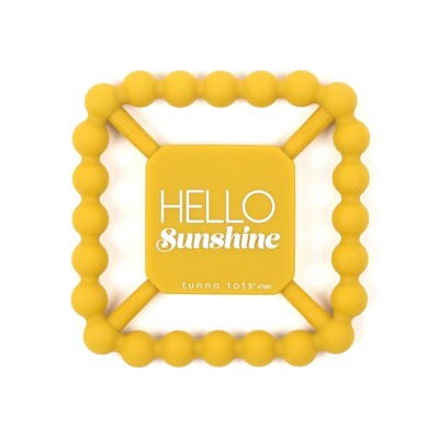 Tunno Tots Teether - Hello Sunshine