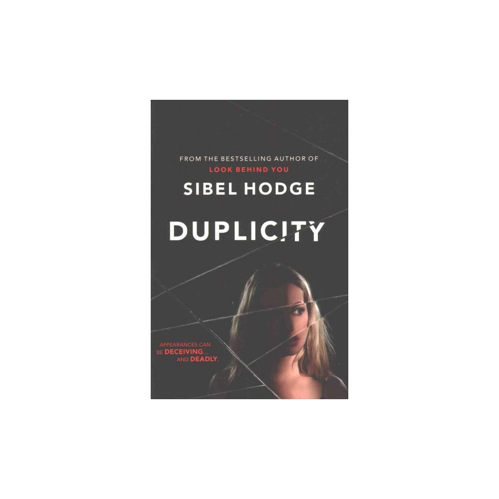 Duplicity (Paperback) (Sibel Hodge)