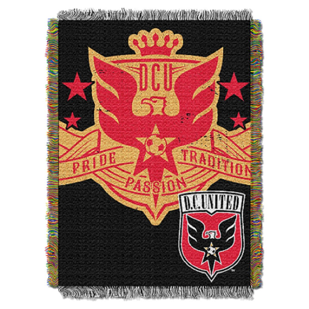 Mls D.C. United Blankets And Throws