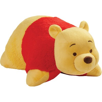 Disney Winnie the Pooh 16  Pillow Pet Red