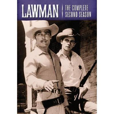 Lawman: The Complete Second Season (DVD)(2015)
