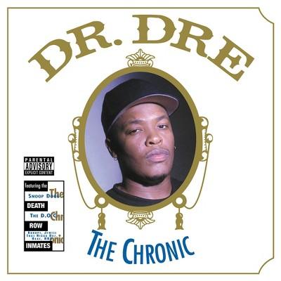 Dr. Dre - The Chronic [Explicit Lyrics] (Dual Disc) (CD)