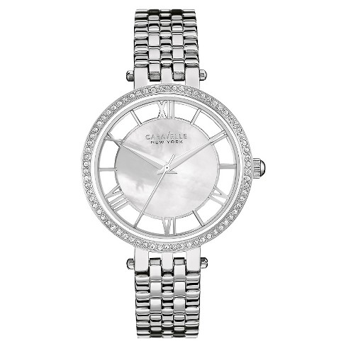 Caravelle New York by Bulova Women's Stainless Steel Bracelet Watch - 43L183 - image 1 of 1