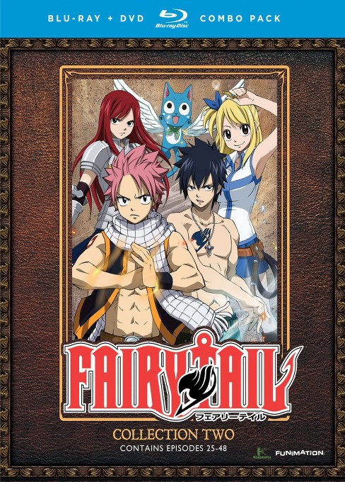 Fairy tail:Collection two (Blu-ray) - image 1 of 1