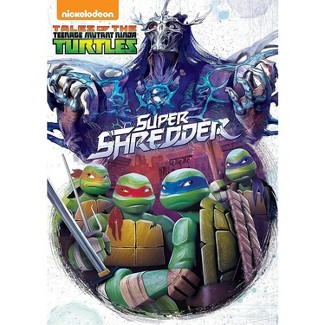 Teenage Mutant Ninja Turtles: Tales of the Teenage Mutant Ninja Turtles Super Shredder (DVD)