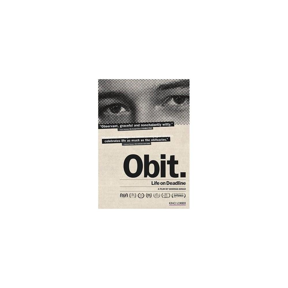 Obit (Dvd), Movies