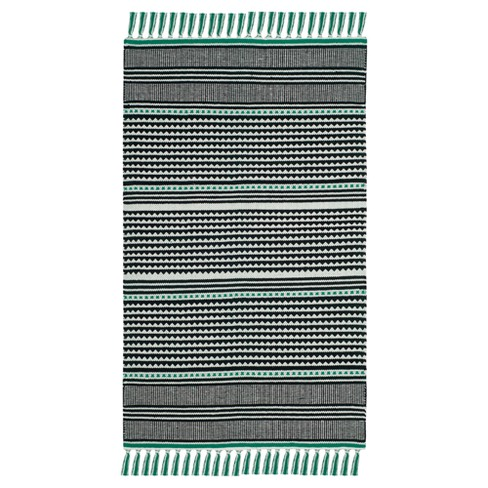Stripe Woven Area Rug 5'X8' - Safavieh - image 1 of 1