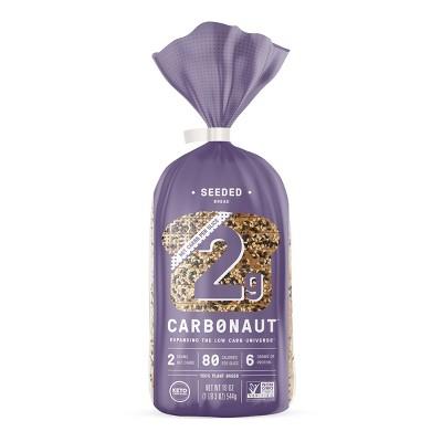 Carbonaut Seeded Bread - 19oz