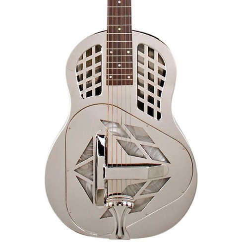 Recording King RM-991 Tricone Resonator Guitar with Roundneck - image 1 of 2
