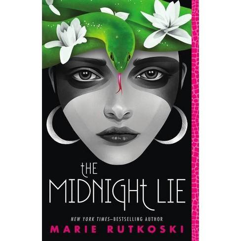 The Midnight Lie - (Forgotten Gods) by  Marie Rutkoski (Paperback) - image 1 of 1