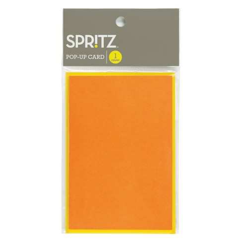 You Are The Best Pop-Up Card - Spritz™ - image 1 of 2